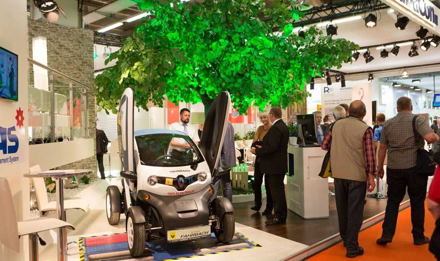 Frankfurt Exhibition Stand Automechanika