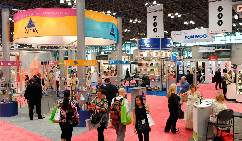 NY Exhibition Hall at HBA