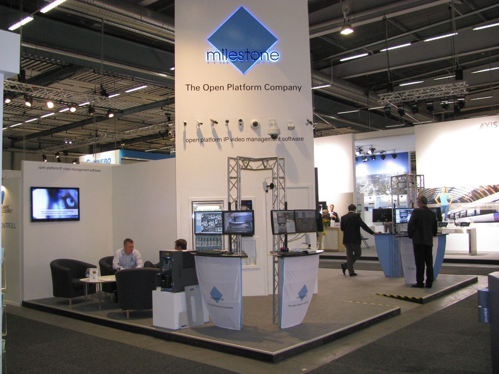 Copenhagen Exhibition Stand Design