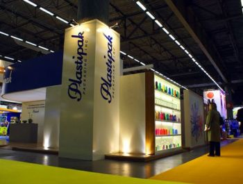 SL Mestalla Plastipak BUILD STAND IN EMBALLAGE 2010