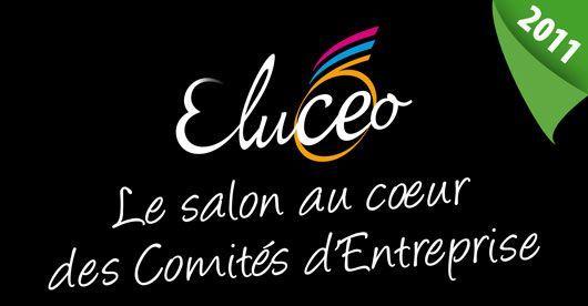Eluceo le salon au coeur des comit s d 39 entreprise for Salon comite entreprise