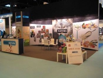 Dingonatura with modular textile - MADRID PROPET 2011
