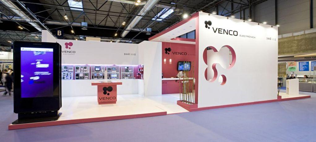 Stand de diseño en Valencia