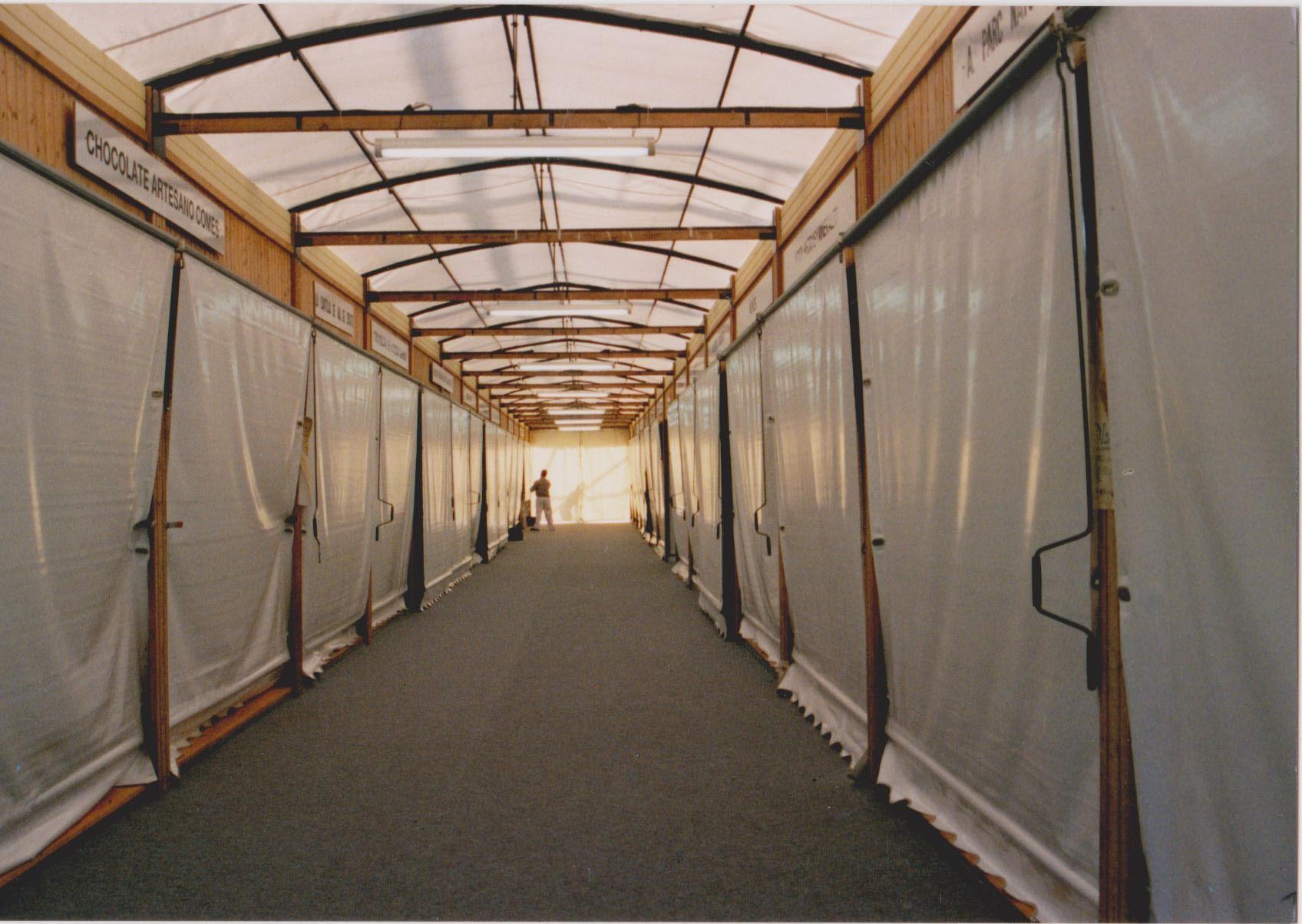 Eventos duran montajes exteriores sl - Galeria comercial ...