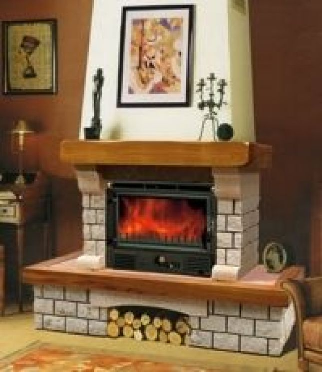 Lacunza ish 2007 - Chimeneas electricas insertables ...