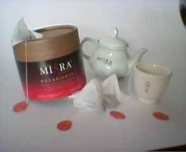 Misra Tea & Mate Blends Sial Mercosur 2007