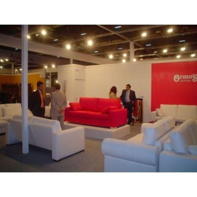 Ormos sofas feria internacional mueble madrid 2008 - Feria del mueble madrid ...