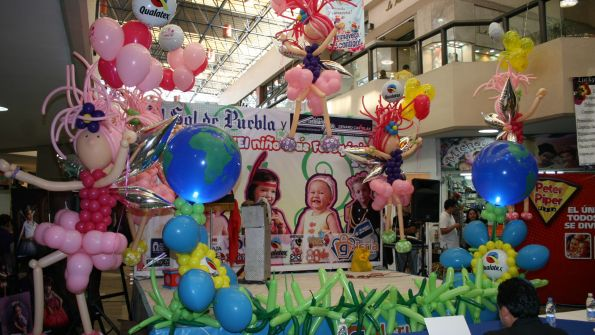 Gahala balloon designs