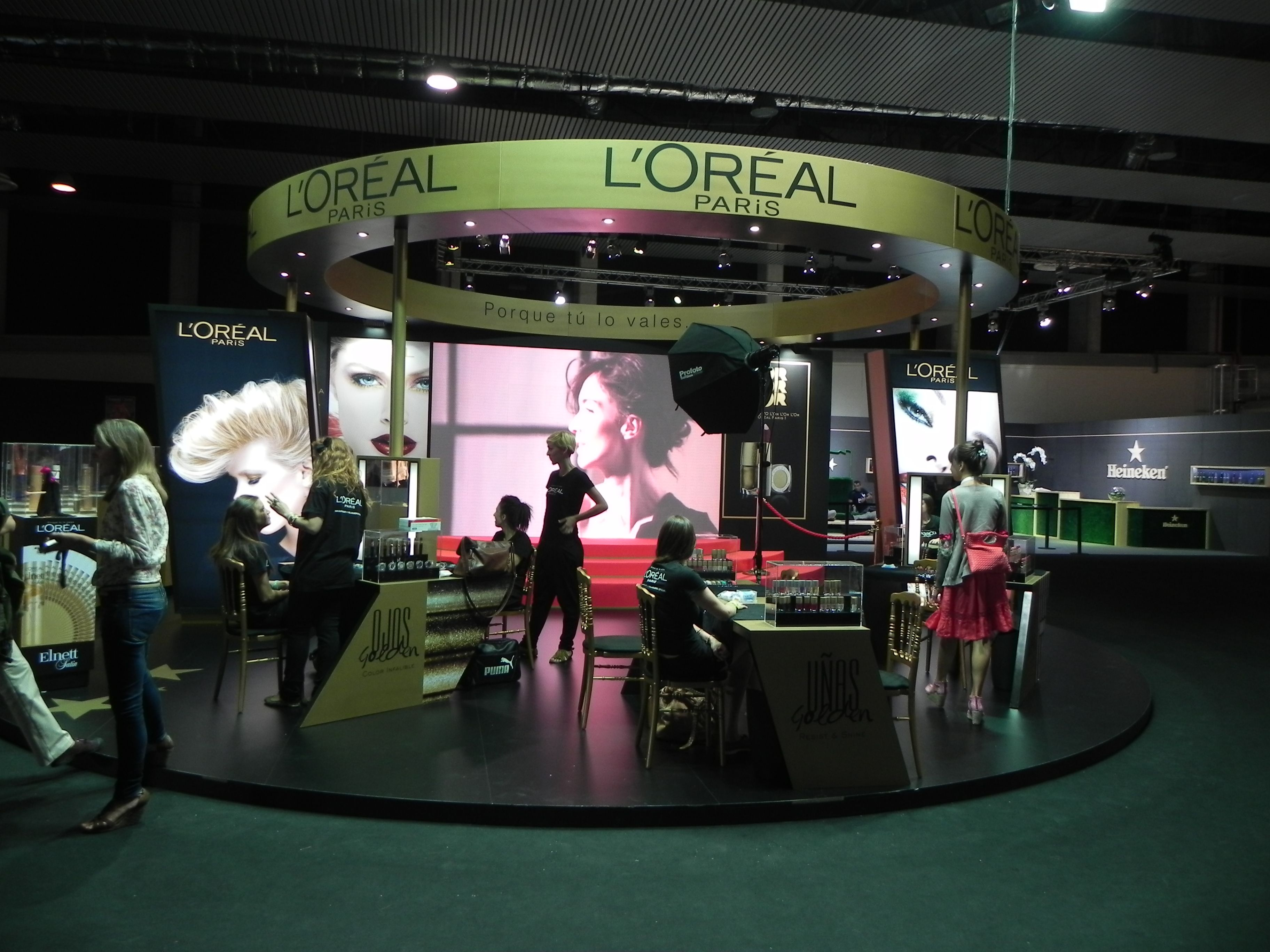 Decoraciones Expo Stands S L : Full equipe decoraciones s l