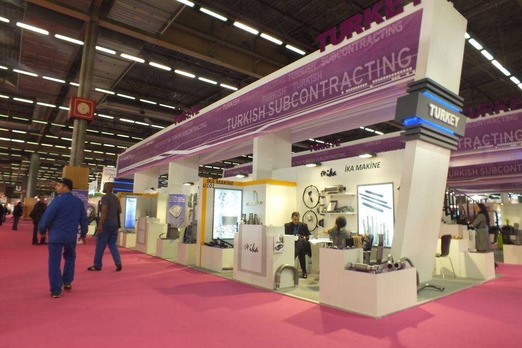 Istanbul Exhibition Design