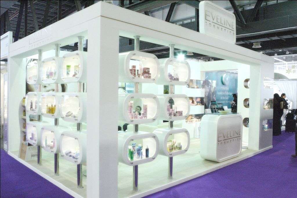 Dubai Stand Beauty World