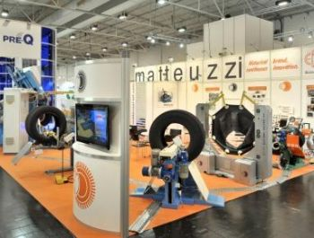 Matteuzzi once again at  Reifen in Essen