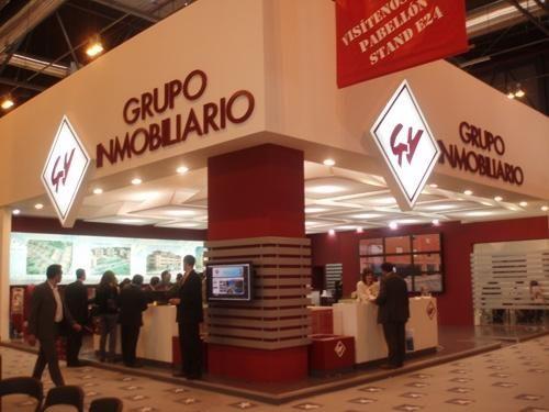 Expo Stands Montajes 2003 : Montajes e