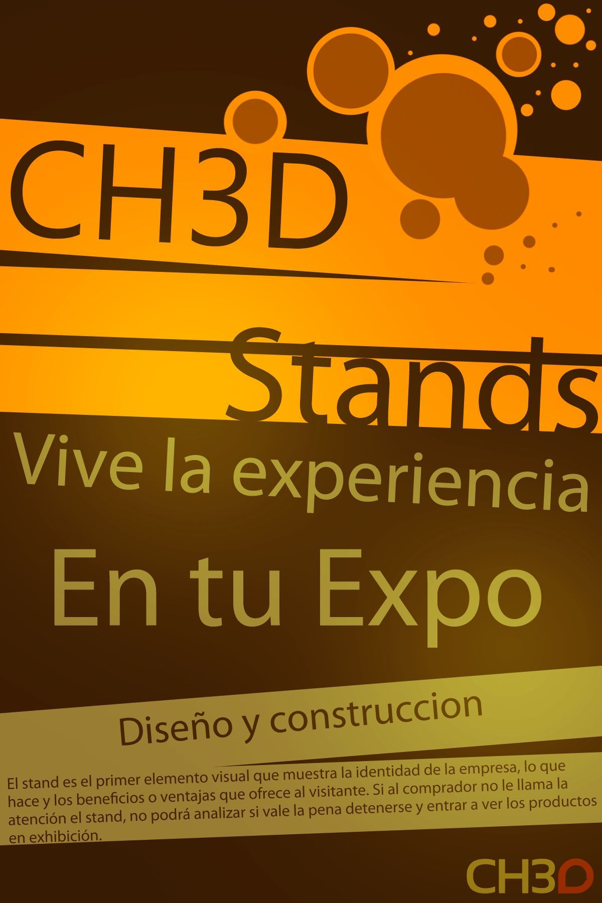 Stands ch3d dise o y construcci n de stands valpara so 1 for Diseno y construccion de stands