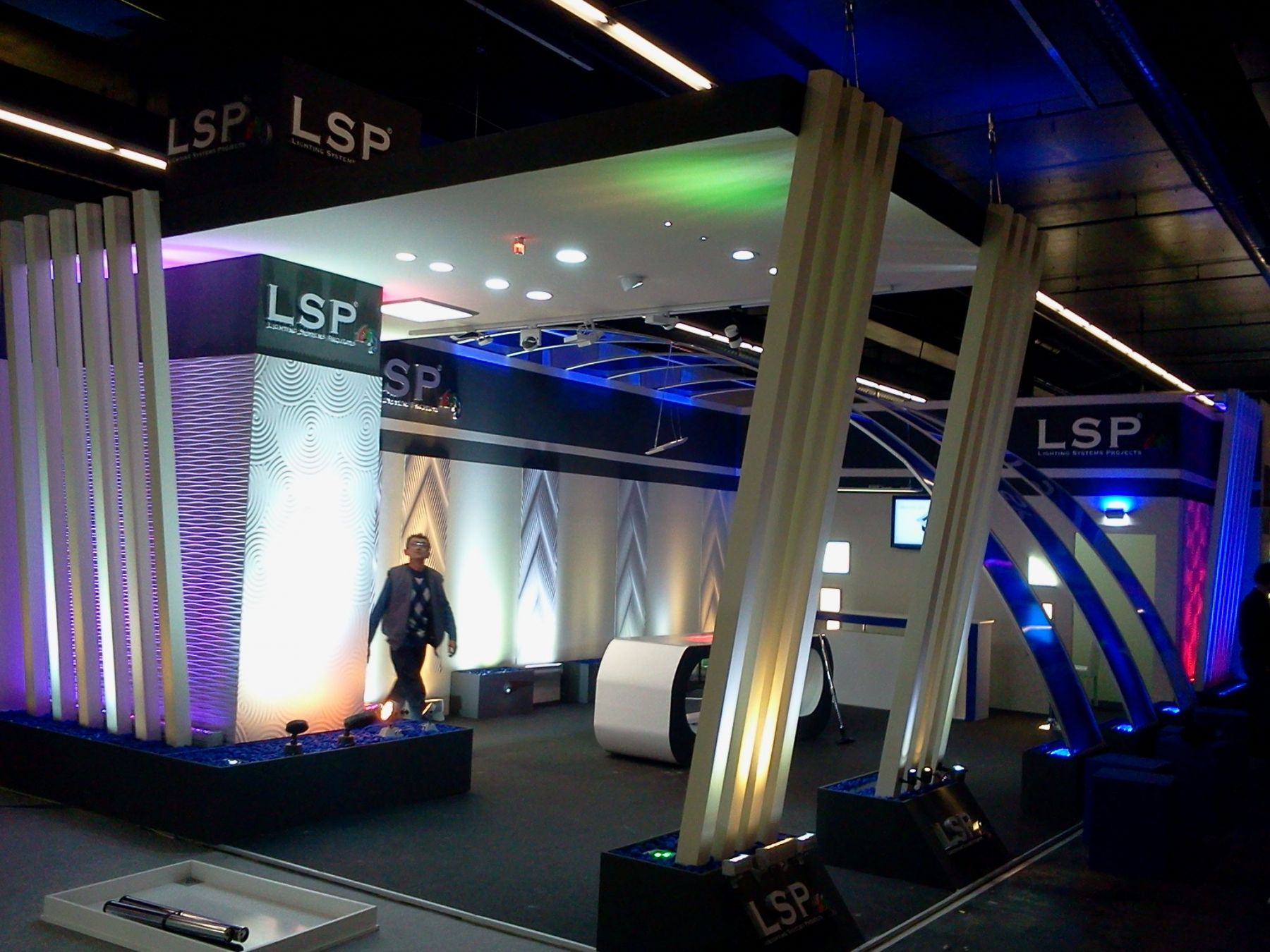 Stand Expo Europa : Asel expo