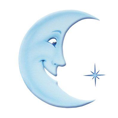Babyluna - Dibujos de lunas infantiles ...
