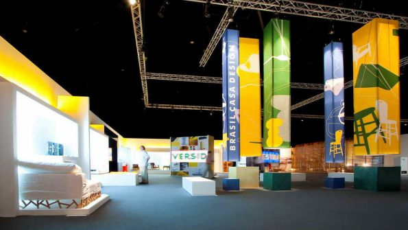 EXPOGLOBAL. Exhibits + Architectural Design