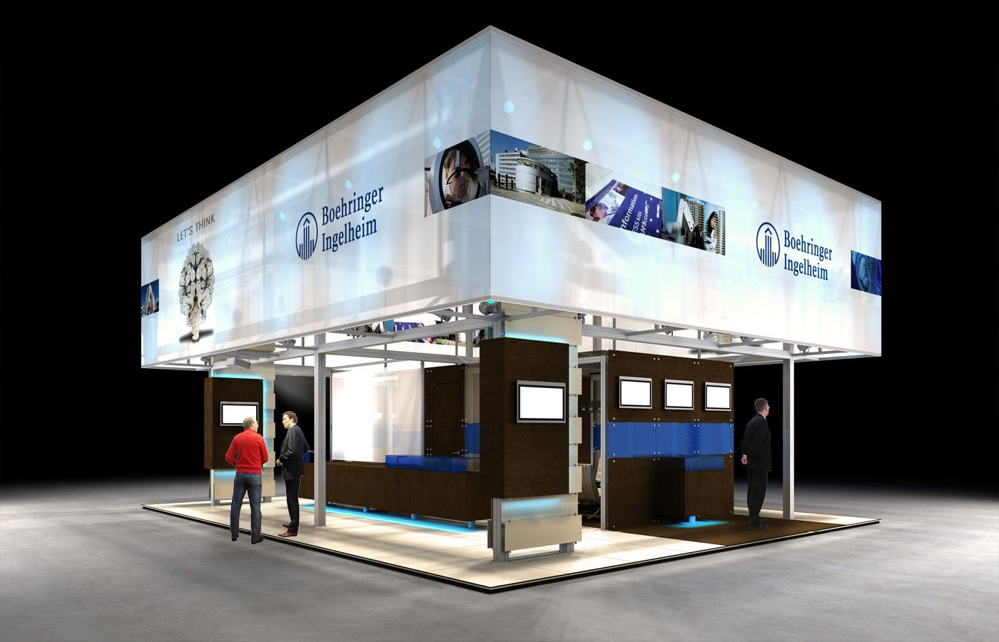 Allround expo builders for Expo stand