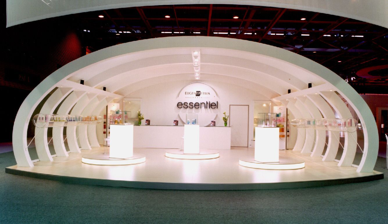 Cannes Exhibition Stand Design