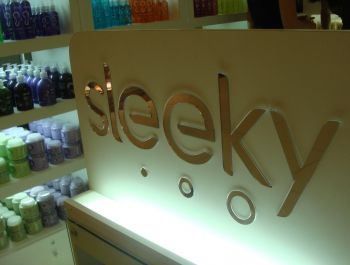 Kiosk for Shopping - Sleeky