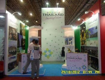 Booth Thailand