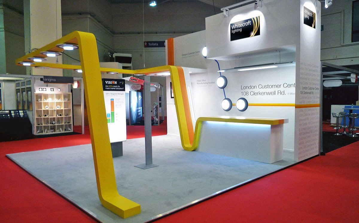 Creative Exhibition Stand : Ignition design consultants limited