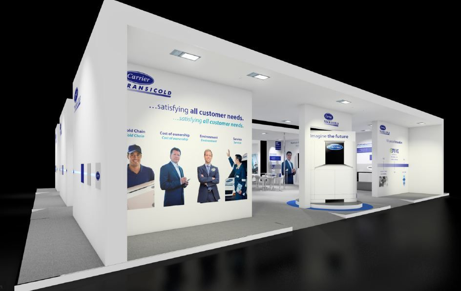 D Exhibition Manchester : Photo of stands exhibitions manchester