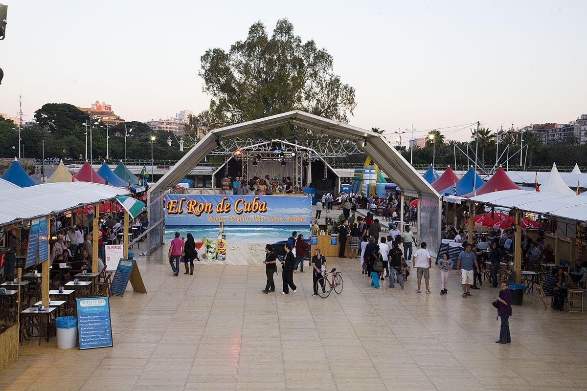 Expo Stands Montajes 2003 : Stands montajes y eventos sl