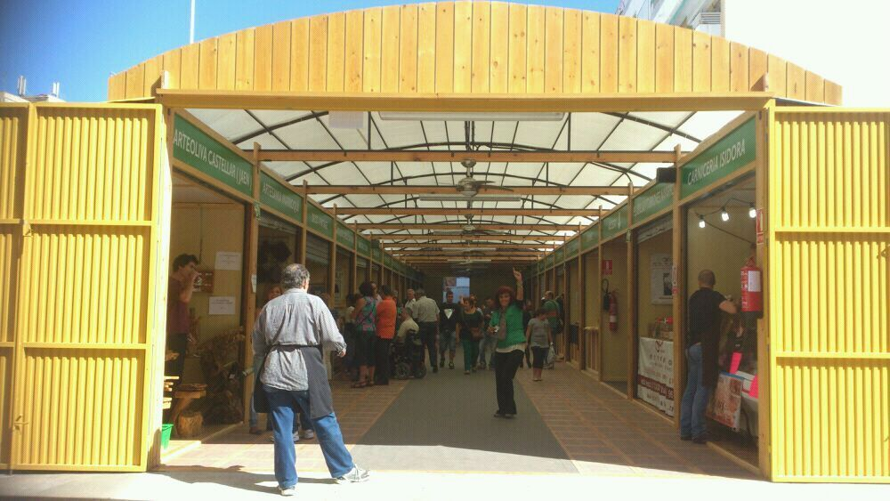 Stands galeria comercial stands montajes y eventos sl - Galeria comercial ...