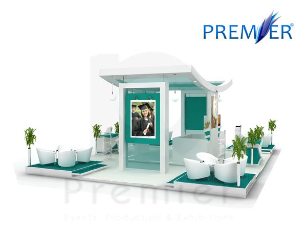 Exhibition Stand University : Premier events