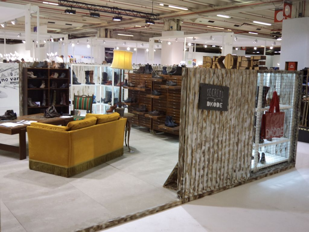 Exhibition Stand in Paris