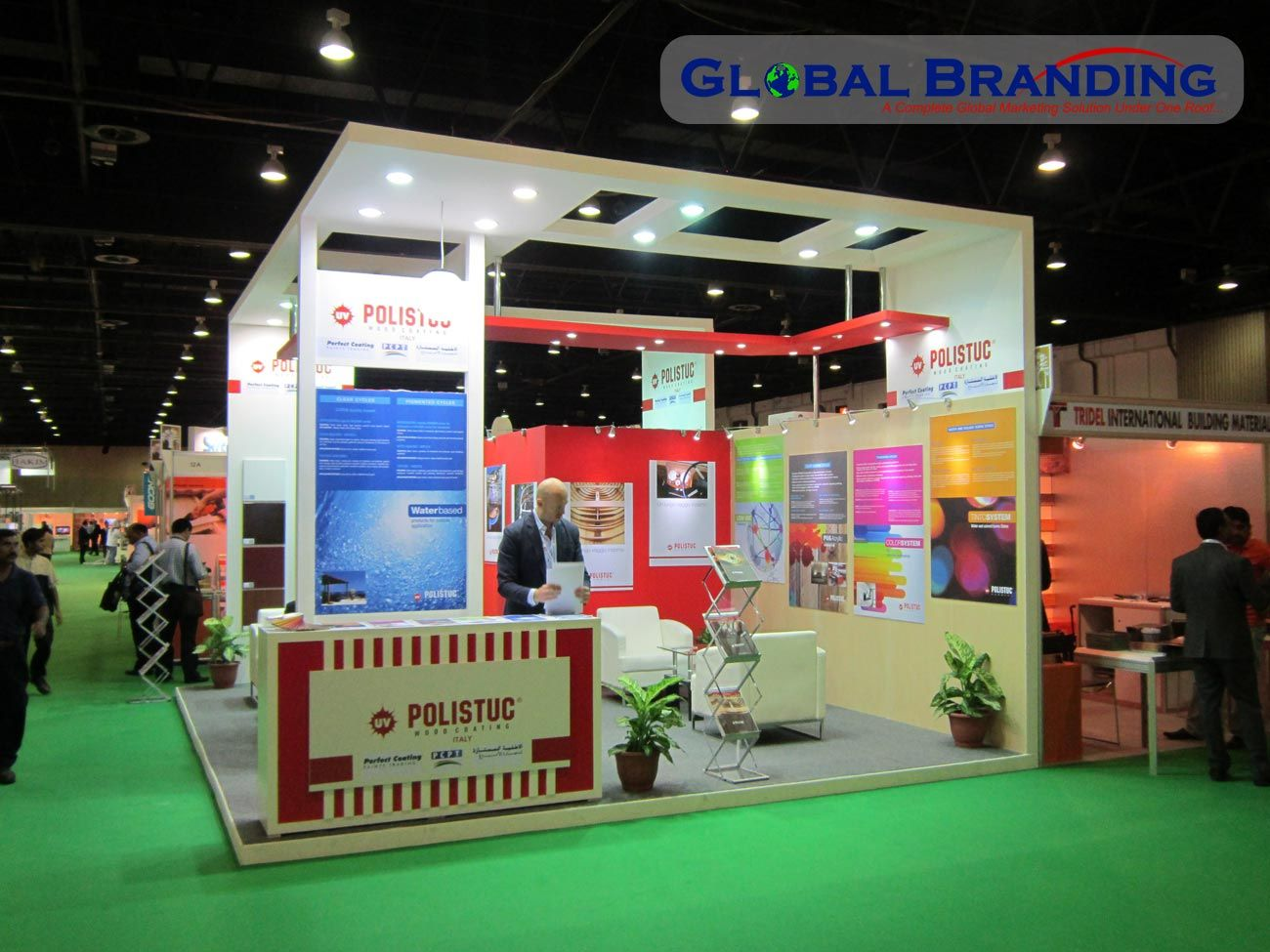 Dreamz Unlimited Llc Exhibition Stand Builders : Global branding