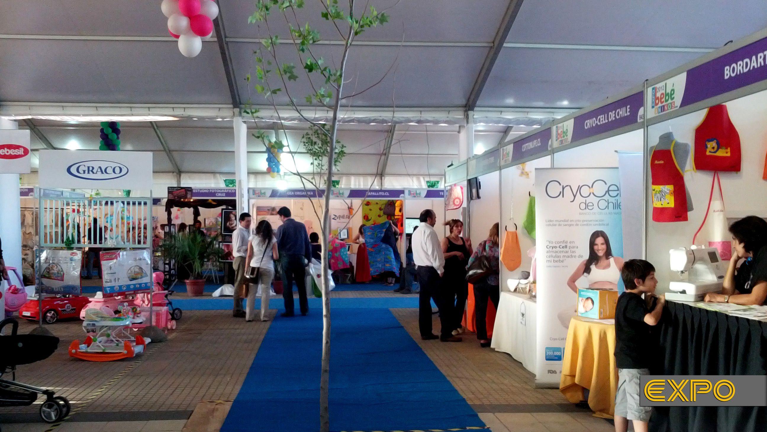 Stand Expo Europa : Expo ltda