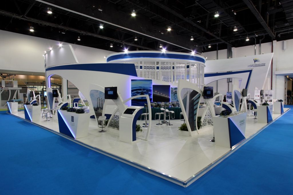 Exhibition Stand Companies In Dubai : Op design