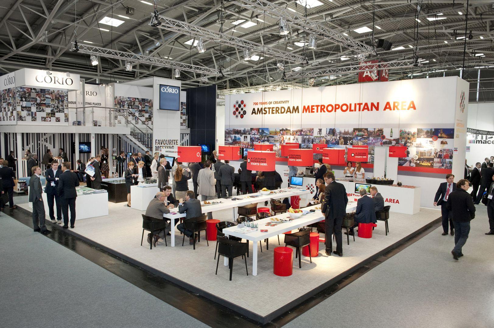 Amsterdam Exhibition Stand Design