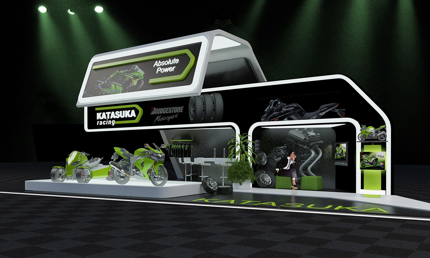 Exhibition Stand Design In Germany : De priester d exhibition design