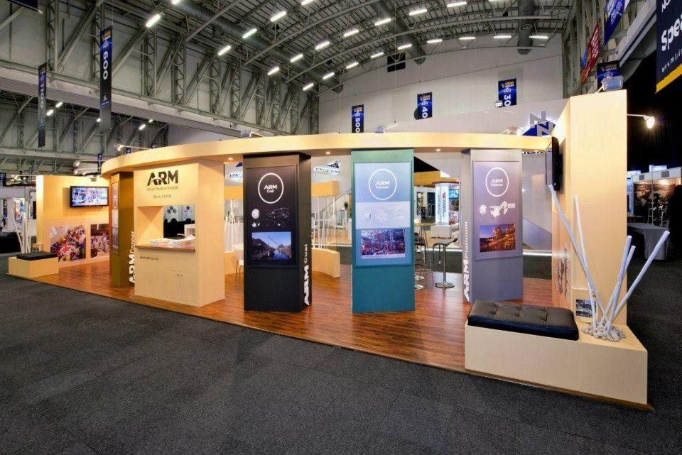 Exhibition Stand Design Cape Town : Photo of stands four quarters design studio cape town