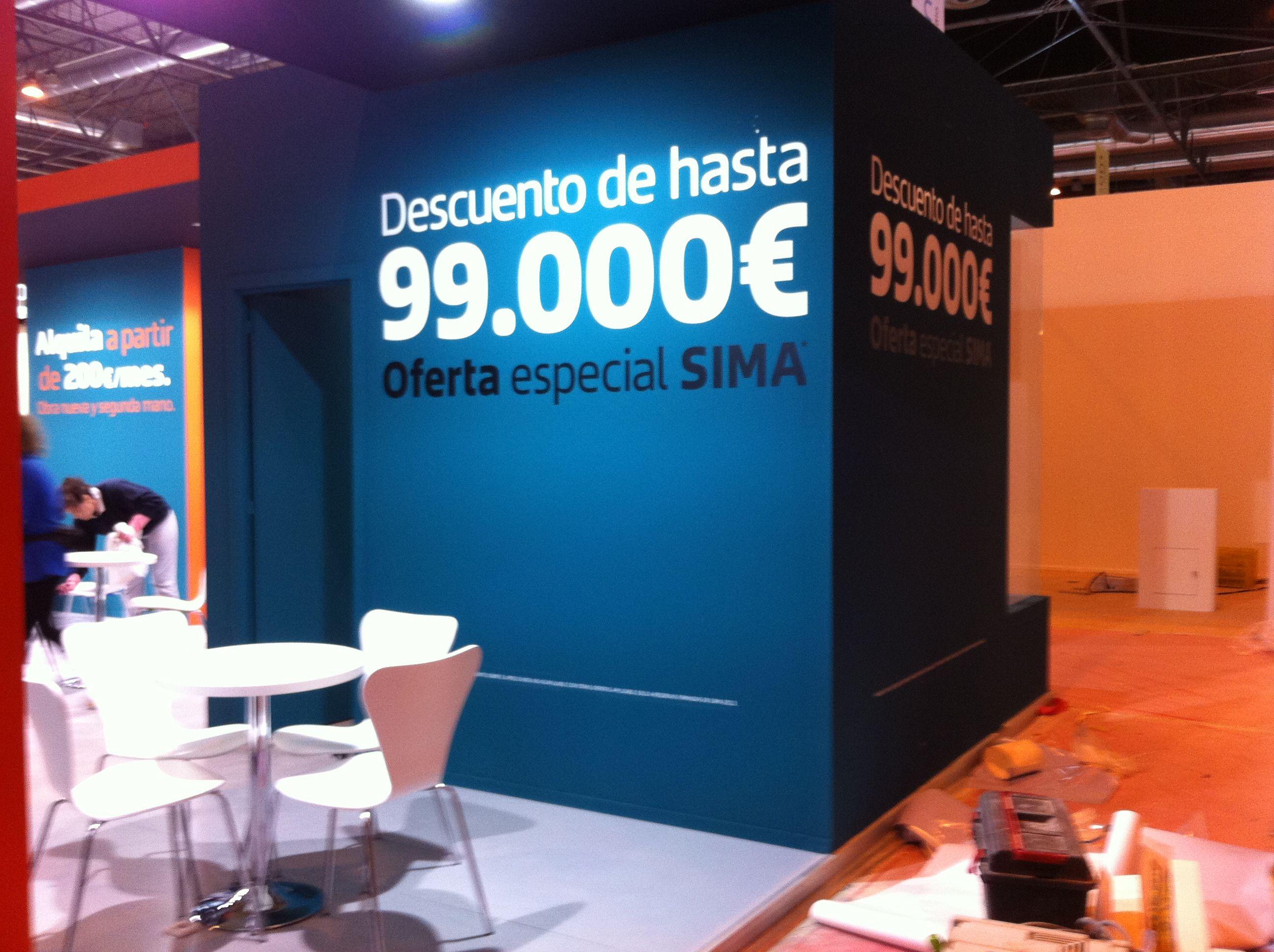 Stand caixa catalunya sima madrid ifema for Caixa catalunya oficinas en madrid