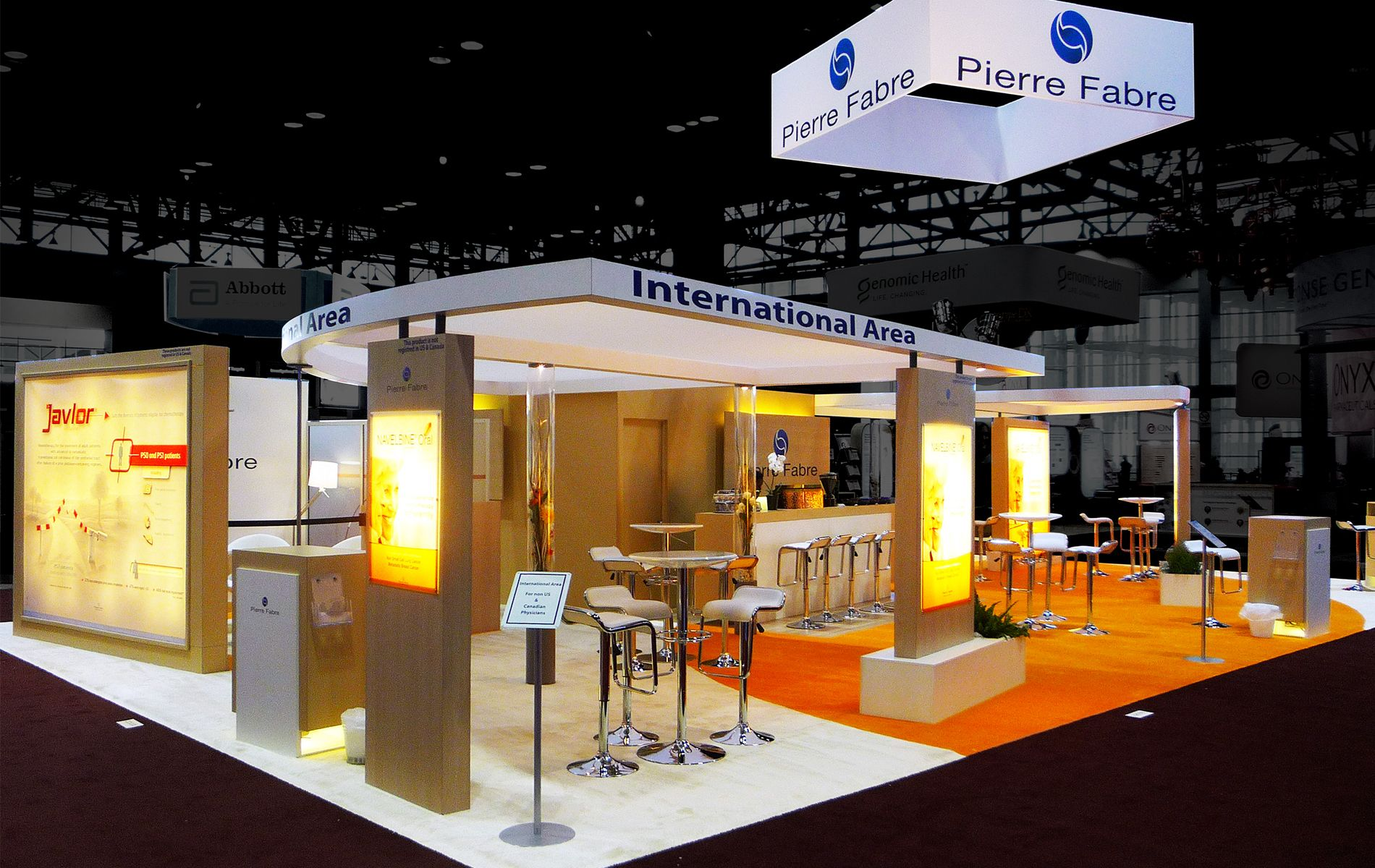 Chicago Exhibition Booth