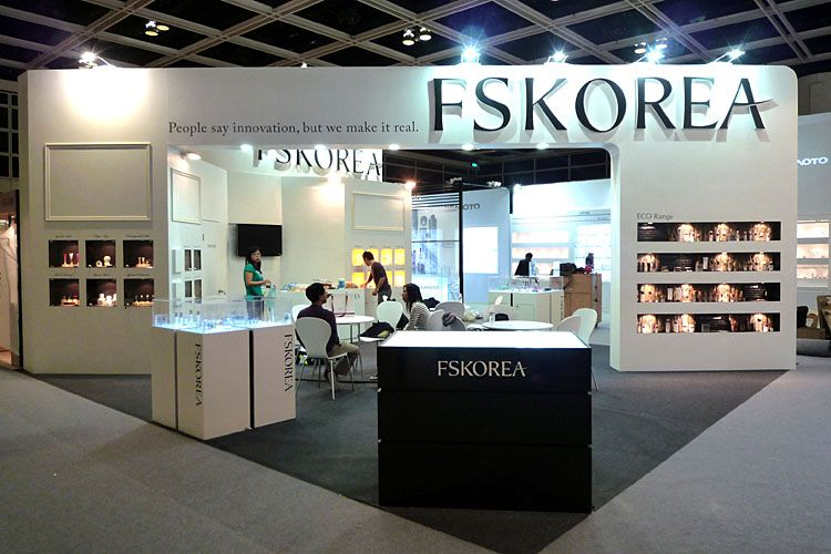 Simple Exhibition Stand Quotes : Corporate exhibition stand at cosmoprof asia