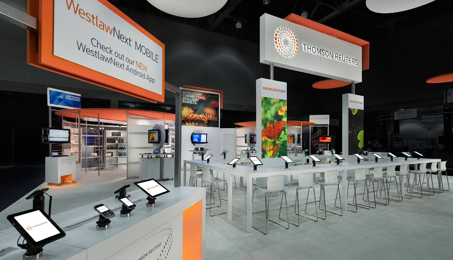 Chicago Exhibition Stand Design