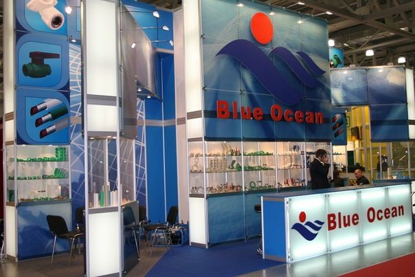 Expo Stand Bielorussia : Alpa group expo
