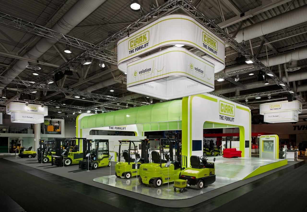 Booth Contractors Hannover