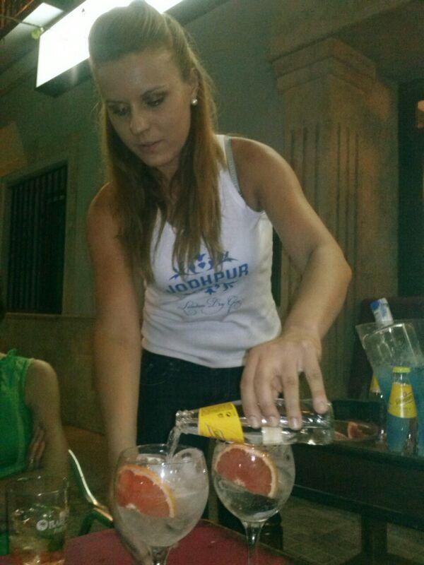 Degustaciones de jodhpur gin - Casa justo tomelloso ...