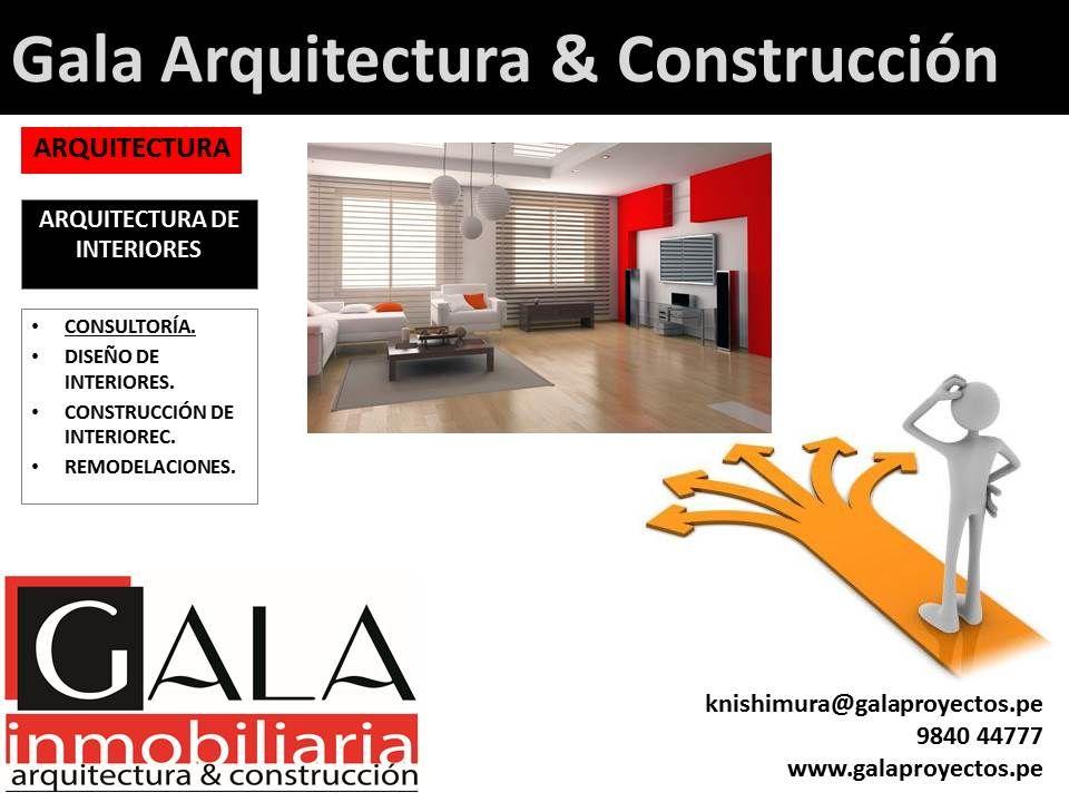 Gala arquitectura y construcci n for Arquitectura y construccion