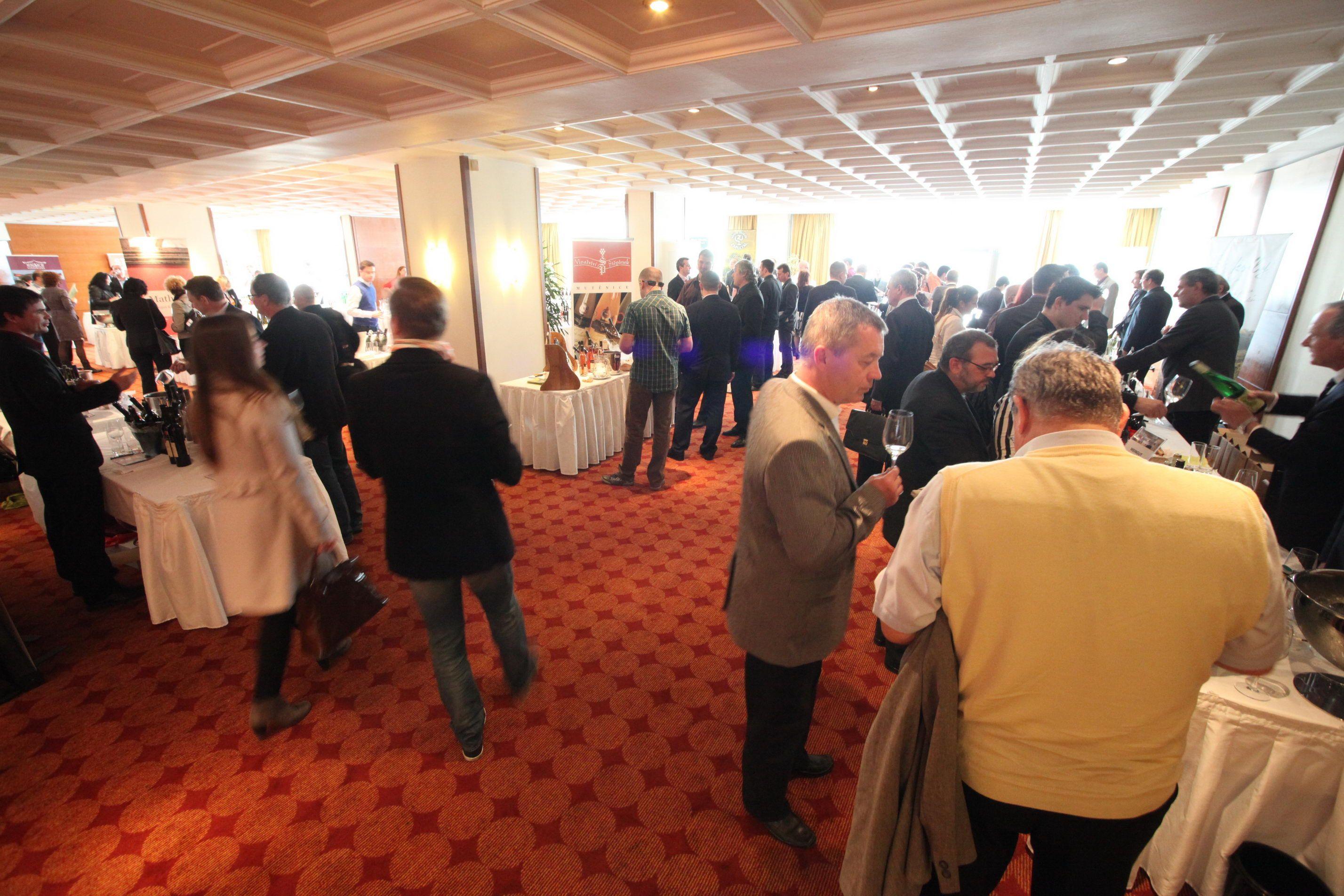 International wine show prague - Organisateurs de salons ...