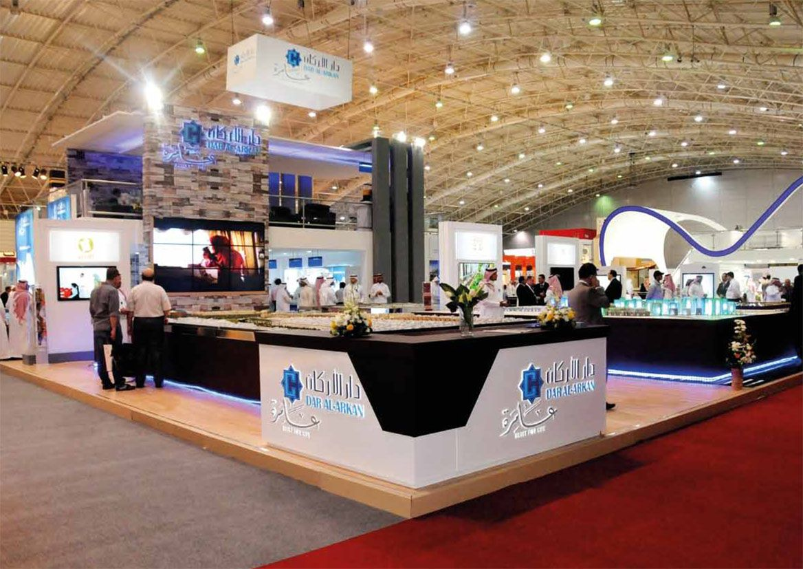 Riyadh Exhibition Booth Contractors