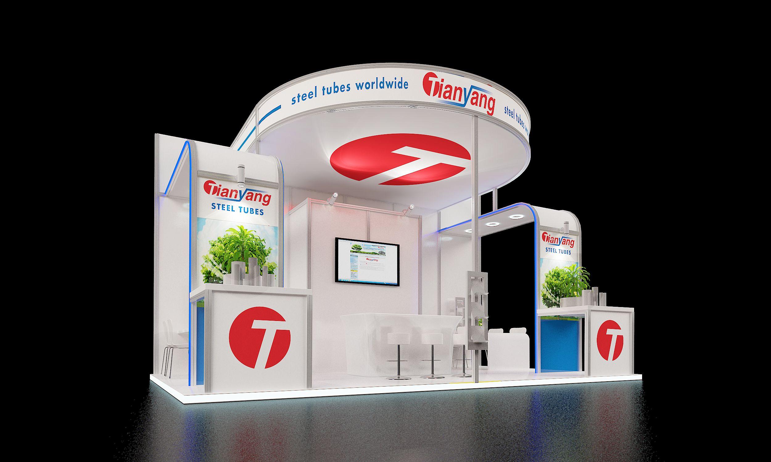 International Exhibition Stand Design : International exhibition design