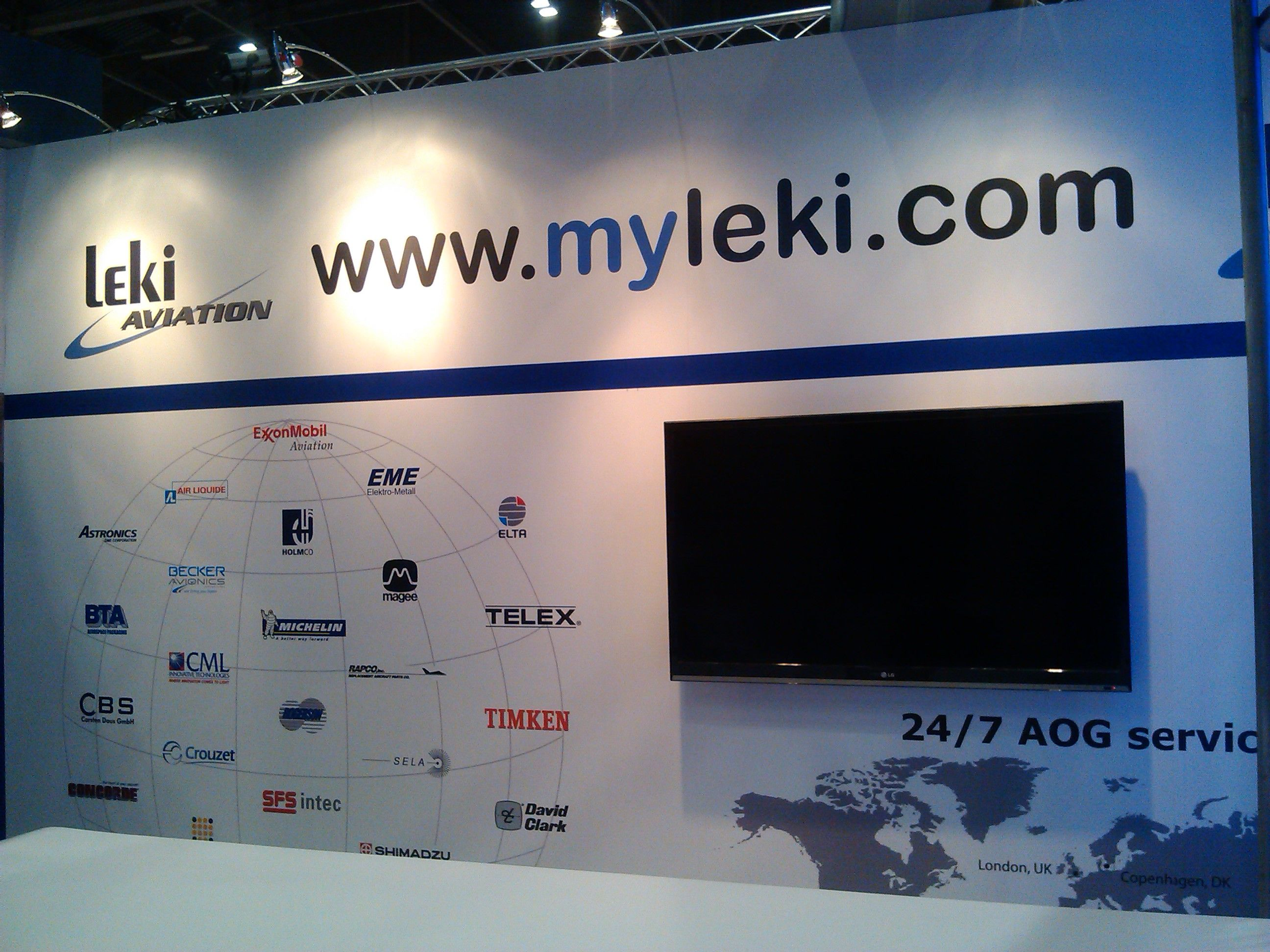 Expo Exhibition Stands Quotes : Leki aviation