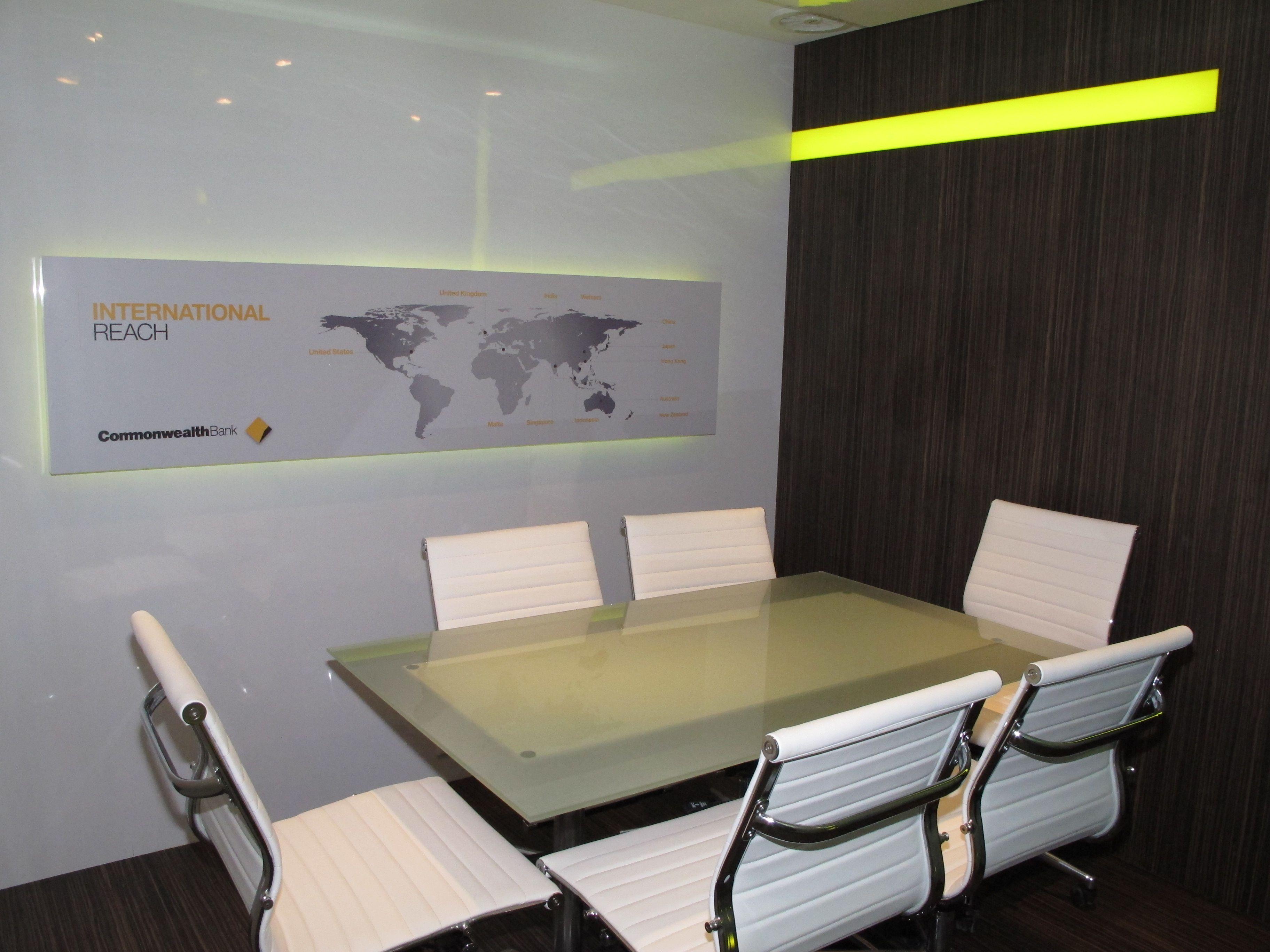 Sungard Exhibition Stand Design : Commonwealth bank of australia at sibos dubai